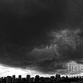 Charline Xia - Dark Dramatic Clouds