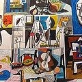 Esther Newman-Cohen - Deconstructing Picasso -...