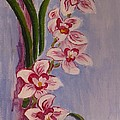 Betty Alford - Delightfully Orchid