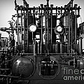 Chalet Roome-Rigdon - Diesel Engine BW 1