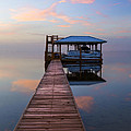 Debra and Dave Vanderlaan - Dock on the Lake