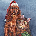 Carol Wisniewski - Dog and Cat Merry...