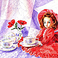 Irina Sztukowski - Doll At The Tea Party
