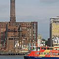 Steve Breslow - Domino Sugar East River