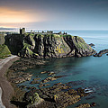 David Bowman - Dunnottar by Moonlight