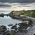 David Bowman - Dunnottar Twilight