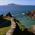 Barbara Walsh - Dunquin pier where you...