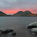 Juergen Roth - Dusk at Jordan Pond and...