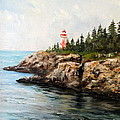 Lee Piper - East Quoddy Head Light