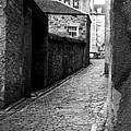 AGeekonaBike Photography - Edinburgh Back Alley