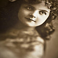 Jan Bickerton - Edwardian Young Girl
