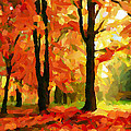 Vincent DiNovici - Fall Colors TNM