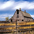 Rick Grisolano Photography LLC - Fall Day on the Old Barn...
