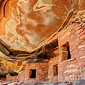 Gary Whitton - Fallen Roof Anasazi...