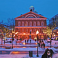 Joann Vitali - Faneuil Hall Holiday-...