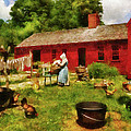 Mike Savad - Farm - Laundry - Old...