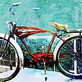 Barbara Chichester - Fat Tire Bicycle
