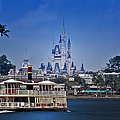 Thomas Woolworth - Ferry Boat Magic Kingdom...
