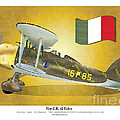 Kenneth De Tore - Fiat falco C.R.42