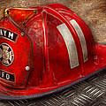 Mike Savad - Fireman - Hat - A...
