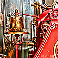 Paul Ward - Fireman - The Fire Bell