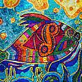 Marie Jamieson - Fish - Abstract Fish