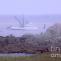 Jerry Cowart - Fishing Boat  Along...