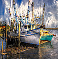 Debra and Dave Vanderlaan - Fishing Boats