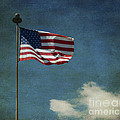 Luther   Fine Art - Flag - Still Standing...