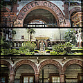 Evie Carrier - Flagler College Triptych