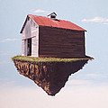 Jeffrey Bess - Floating Corn Crib