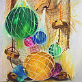 Sharon Burger - Floats And Nets