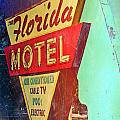 Heart On Sleeve ART  - Florida Motel