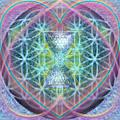 Christopher Pringer - Flower of Life Forested...