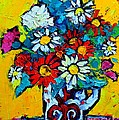 Ana Maria Edulescu - Flowers - Colorful...
