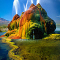 Inge Johnsson - Fly Geyser Travertine