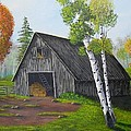 Sheri Keith - Forest Barn