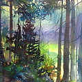 Madelaine Alter - Forest Trail Algonquin...