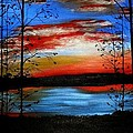 Michelle Pope - Forrest Sunset