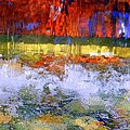 Ed Weidman - Fountain Splash