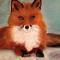 Renee Michelle - Fox in the Snow