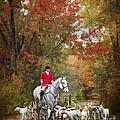Heather Swan - Foxhunting Autumn Colours