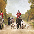 Heather Swan - Foxhunting