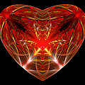 Mike Savad - Fractal - Heart - Open...