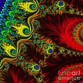 Mary Machare - Fractal - My Mother