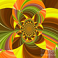Luther  Fine Art - Fractal - Summer Into...