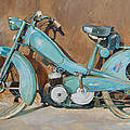 Anke Classen - French moped vintage and...