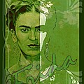 Richard Tito - Frida Kahlo - between...