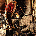 Lincoln Rogers - Frontier Blacksmith at...