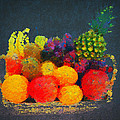 MichaelGabriel Hain - Fruit Basket